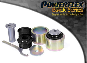 Powerflex Audi A5 / S5 / RS5 (2007-2016) Front Lower Radius Arm to Chassis Bush Caster Adjustable PFF3-802GBLK