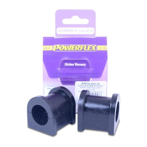 Powerflex Lotus Exige Series 2 (2004-2006) Front Anti Roll Bar Bush 19mmPFF34-203-19