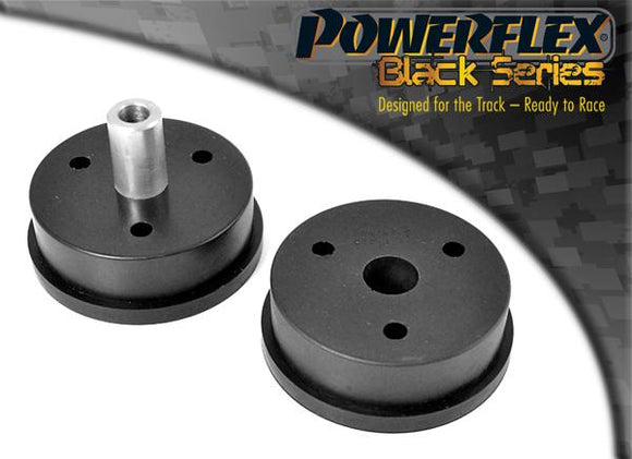 Powerflex Nissan Sunny/Pulsar GTi-R (1990-1994) Engine Mounting Gearbox Rear PFF46-111BLK