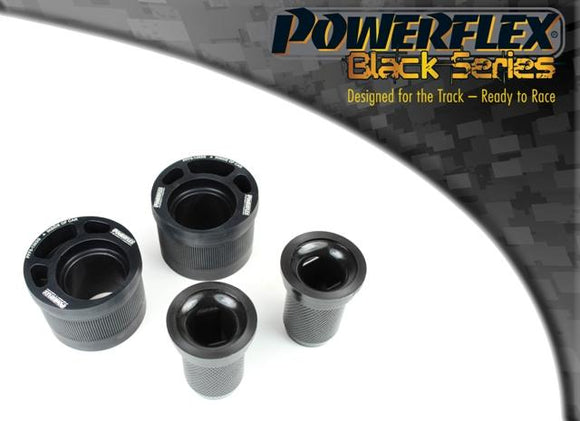Powerflex Zinoro  M13 Front Arm Rear Bush Caster Offset PFF5-1302GBLK