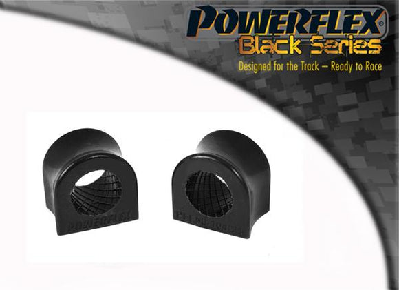 Powerflex Citroen Saxo inc VTS/VTR (1996-2003) Anti Roll Bar Outer Bush 21mm PFF50-104-21BLK