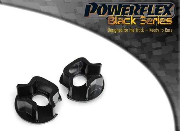 Powerflex Smart Roadster 452 inc Brabus (2003 - 2005) Engine Mount Insert PFR68-121BLK