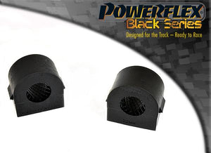 Powerflex Vauxhall Astra MK5 - Astra H (2004 - 2010) Front Anti Roll Bar Mounting Bush 21mm (2 Piece) PFF80-1203-21BLK
