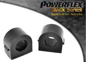 Powerflex Vauxhall Astra MK5 - Astra H (2004 - 2010) Front Anti Roll Bar Mounting Bush 24mm (2 Piece) PFF80-1203-24BLK