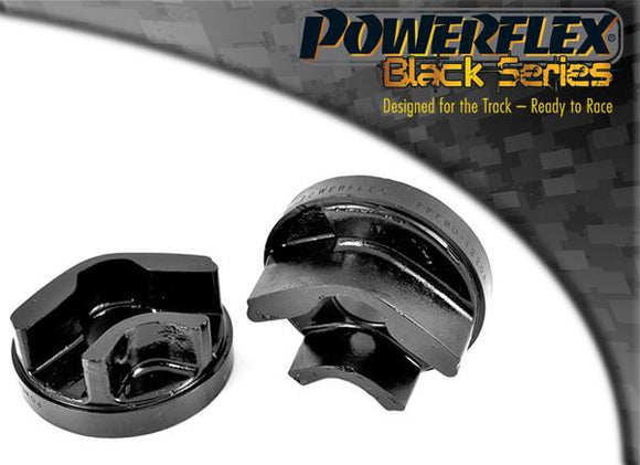 Powerflex Cadillac BLS (2005 - 2010) Front Lower Engine Mount Insert PFF80-1220BLK
