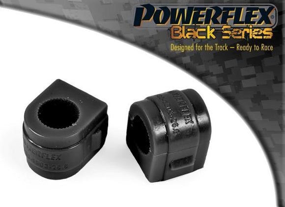 Powerflex Chevrolet Vectra MK1 (2008 - 2017) Front Anti Roll Bar Bush 26.6mm PFF80-1503-26.6BLK