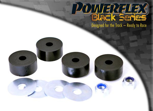 Powerflex Vauxhall Calibra 2wd (1989 - 1997) Front Anti Roll Bar Mounting Bolt Bushes PFF80-408BLK