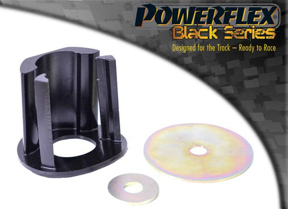 Powerflex Volkswagen Vento (2005 - 2010) Lower Engine Mount Insert (Large) Motorsport PFF85-504BLK