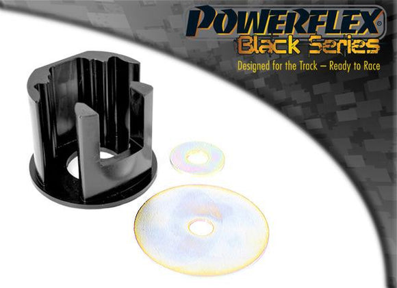 Powerflex Seat Toledo Mk3 5P (2004-2009) Lower Engine Mount Insert (Large) Motorsport PFF85-704BLK