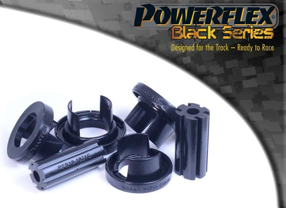 Powerflex Volvo XC70 P3 (2008 - 2016) Rear Subframe Rear Bush Inserts PFR19-1921BLK