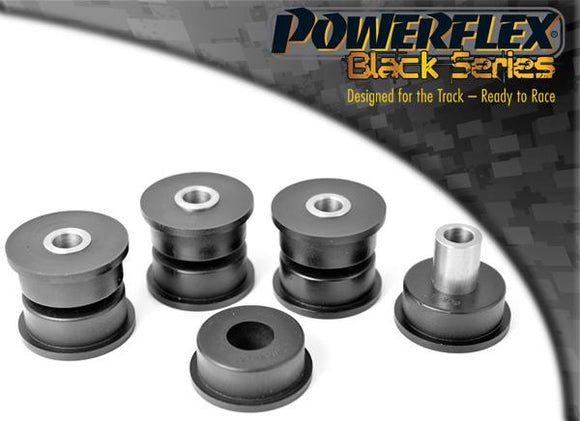 Powerflex Jaguar (Daimler) XJ8, XJR, XJ Sport - X308 (1997 - 2003) Rear Axle Brace Assembly Bush PFR27-209BLK