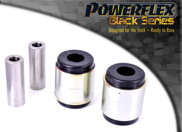 Powerflex Jaguar (Daimler) XK, XKR - X150 (2006 - 2014) Rear Lower Arm Inner Front Bush PFR27-610BLK