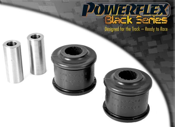 Powerflex Jaguar (Daimler) XK, XKR - X150 (2006 - 2014) Rear Upper Arm Front Bush PFR27-614BLK