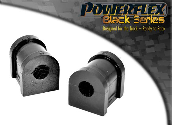 Powerflex Jaguar (Daimler) XK, XKR - X150 (2006 - 2014) Rear Anti Roll Bar Bush 17.5mm PFR27-615-17.5BLK