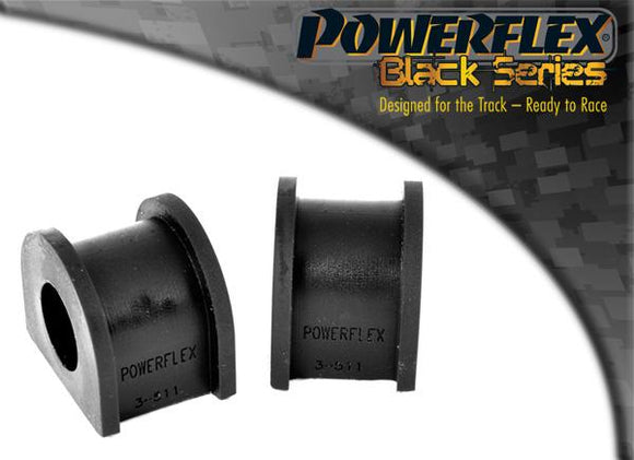 Powerflex Audi TT Models PFR3-511-14BLK