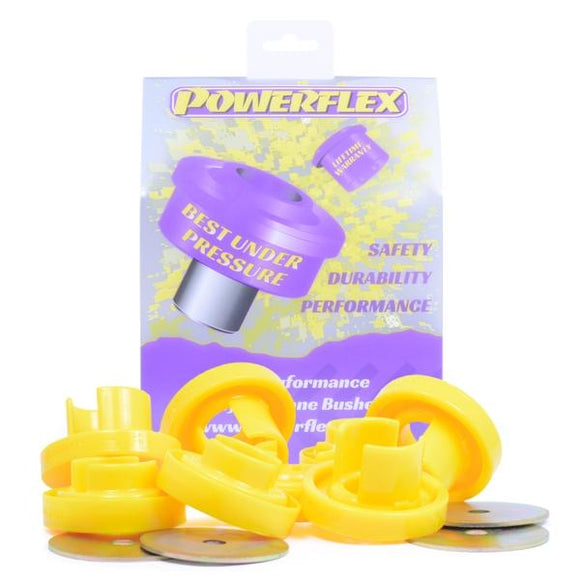 Powerflex Nissan 200SX - S13, S14, & S15 Rear Subframe Bush Insert kit PFR46-215