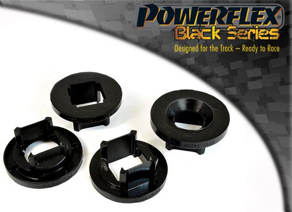 Powerflex BMW X6 E71 (2007-2014) Rear Subframe Front Bush Insert PFR5-1421BLK
