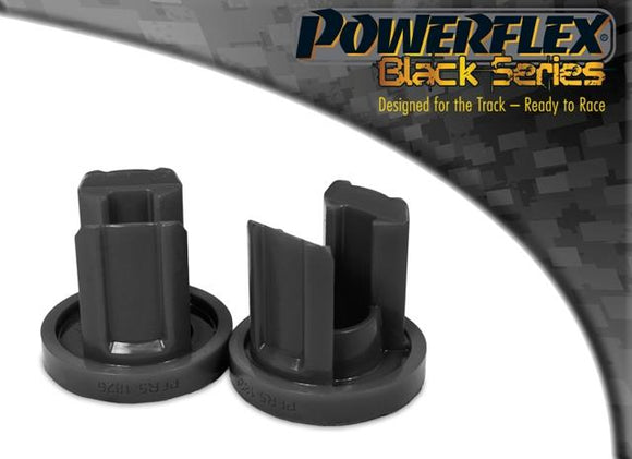 Powerflex Mini Paceman R61 4WD (2013-2016) Rear Diff Rear Mounting Bush Insert  PFR5-1826BLK