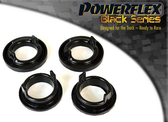 Powerflex BMW Z4M E85 & E86 (2006-2009) Rear Subframe Rear Bush Insert PFR5-4613BLK