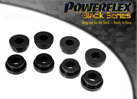 Powerflex Rover Mini (1959 - 2000) Rear Sub Frame Mounting Kit (upto 1976) PFR63-110BLK