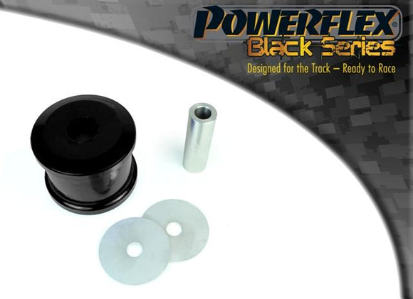 Powerflex Smart Roadster 452 inc Brabus (2003 - 2005) Rear Beam Mounting Bush PFR68-230BLK