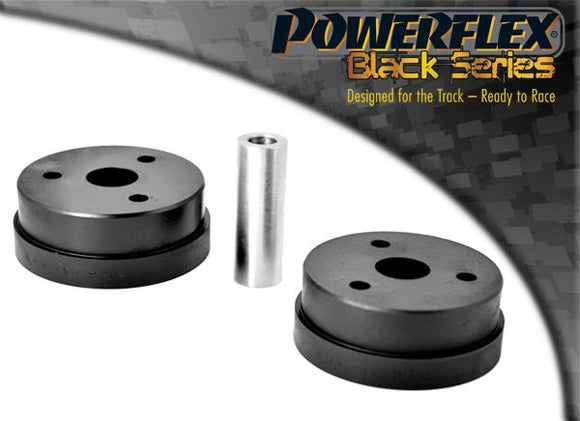 Powerflex Toyota MR2 Gen2 SW20 (1989 - 1999) Rear Lower  Engine Mount Rear 79mm PFR76-309BLK