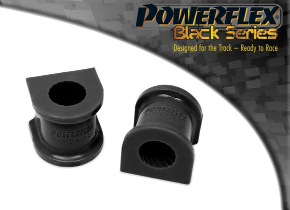 Powerflex Toyota Supra 4 JZA80 (1993-2002) Rear Anti Roll Bar Bush 21mm PFR76-612-21BLK