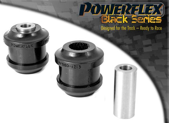 Powerflex Cadillac BLS (2005 - 2010) Rear Lower Arm Outer Bush PFR80-1215BLK