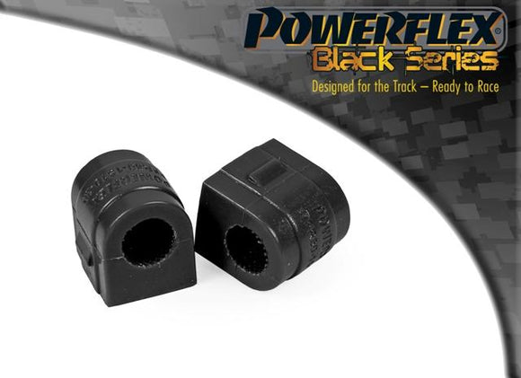 Powerflex Chevrolet Vectra MK1 (2008 - 2017) Rear Anti Roll Bar Bush 20mm PFR80-1510-20BLK