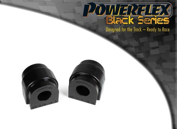 Powerflex Skoda Yeti 5L (2009 - 2017) Rear Anti Roll Bar Bush 18.5mm PFR85-515-18.5BLK