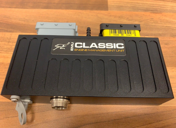 1JZ VVTI JZX100 ECUMASTER EMU CLASSIC ECU & Plug and Play Adaptor