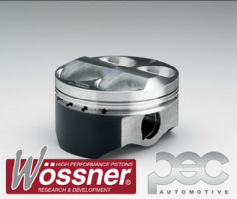 Ferrari 275 GTB-4 12 Cyl 1964-1966 10.5:1  Wossner Forged Pistons Set