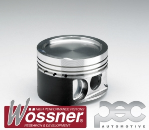 Fiat Coupe 2.0 20v Turbo 175A 5 Cylinder 220 PS 8.0:1 Wossner Forged Pistons Set