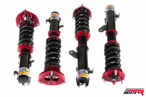 Meister R ZetaCRD Coilovers for Toyota MR-S ZZW30 1999-2007
