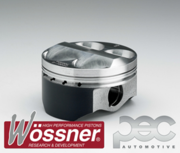 Lancia Stratos 2.4 V6 10.0:1 Wossner Forged Pistons Kit