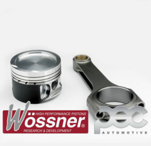 Mazda speed 2.3 Turbo L3 - VDT 9.5:1 Wossner Forged Piston Kit