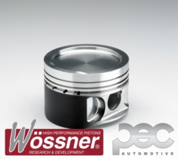 Wossner MG / ROVER 2.0 16V Turbo T16 K Series 8.0:1 Forged Pistons Set