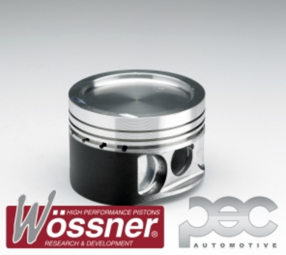 Wossner Nissan 200sx CA18DET 1.8 16V Turbo 8.0:1 Forged Pistons Set
