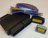 FORD Focus ST / RS MK2 ECUMASTER EMU Black Engine Management Unit ECU With Plug and Play Adaptor
