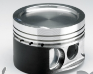 Wossner FORD 2.0 Silvertop Zetec Turbo 8.0:1 Forged Pistons Set