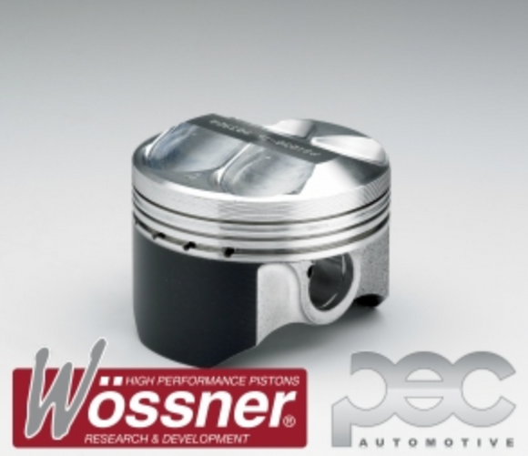 Mazda 1.6 16V MX5 Miata AKB / NA 11.0:1  High Comp Wossner Forged Pistons Kit