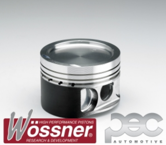Mazda 2.0 16V MX5 Miata Turbo MZR 14 / NC 9.0:1 Wossner Forged Pistons Kit