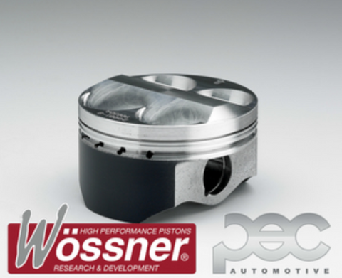 Honda S2000 2.0 16v High Comp F20C / C1 11.7:1 Wossner Forged Pistons Kit