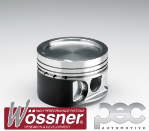 Honda S2000 2.0 16v Turbo F20C / C1 9.0:1 87mm Wossner Forged Pistons Kit