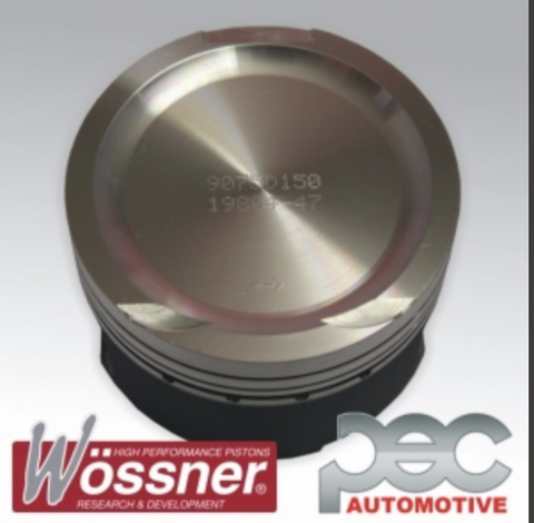 VW & Audi 1.8 20v Turbo 8.5:1 Wossner Forged Pistons Kit
