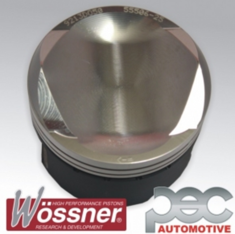 VW & Audi 2.0 16v Turbo FSI AXX 9.2:1 Wossner Forged Pistons Kit