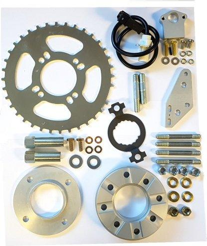 Jaguar E Type 4.2 Trigger Wheel Kit
