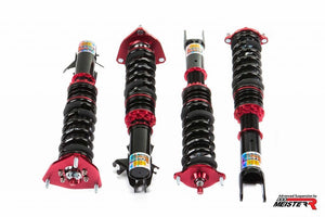 Meister R ClubRace Coilovers for Mitsubishi Evolution IV EVO 4 CN9A 1996-1998