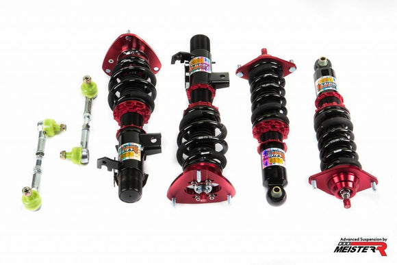 Meister R ClubRace Coilovers for Toyota GT86 ZN6 2012 onwards
