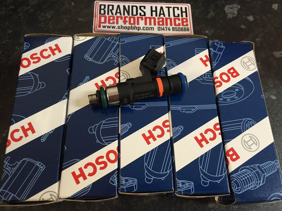 Ford Mk2 MK3 Focus ST 2.5T RS ST225 Bosch 550cc Fuel Injectors Full Set of 5